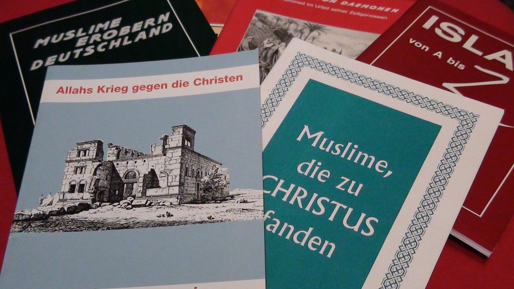 China stoppt Muslime