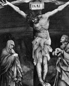 Am Kreuz verlassen?